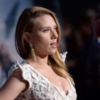 Scarlett Johansson enceinte et sublime pour la promo de Captain America 2
