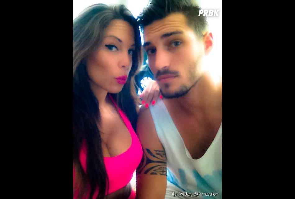 Les Marseillais à Rio : Kim et Romain toujours en couple ?