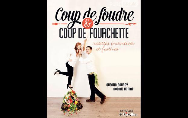 """Noémie Honiat et Quentin Bourdy : Coup de foudre et coup de fourchette, leur premier """"bébé"""