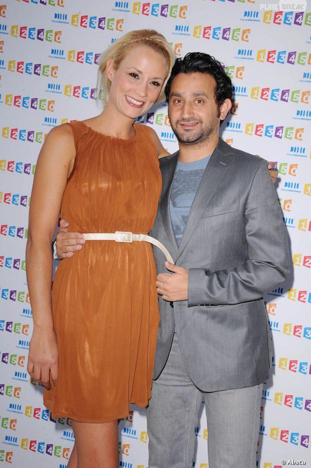 Elodie Gossuin et Cyril Hanouna : ils ont débuté ensemble l'aventure Touche pas à mon poste sur France 4 en 2010