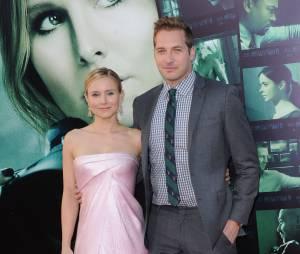Kristen Bell et Ryan Hansen réunis pour l'avant-première du film Veronica Mars, le 12 mars 2014 à Los Angeles