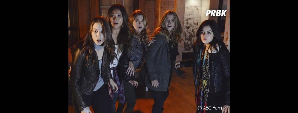 Pretty Little Liars saison 4, épisode 24 : les filles face à A