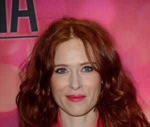 Audrey Fleurot à la conférence de presse du Printemps du Cinéma 2014