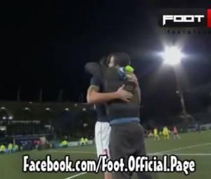Zlatan Ibrahimovic : la vidéo où il donne son maillot à un supporter de Lorient