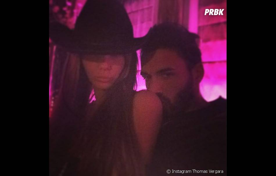 Nabilla et Thomas Vergara : bisou en couple sur Instagram