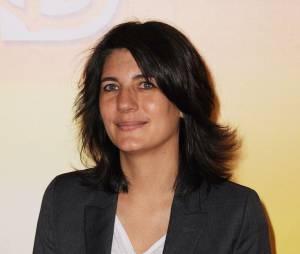 Estelle Denis à l'avant-première du Roi Lion 3D, le 25 mars 2012 à Paris