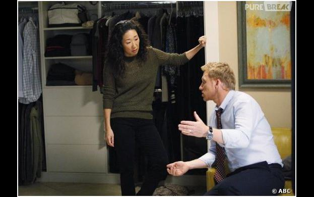 Grey's anatomy cristina et owen rencontre