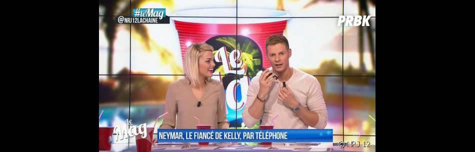 Matthieu Delormeau et sa surprise ratée pour Kelly Helard sur NRJ 12