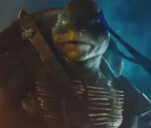 Les Tortues Ninja ont bien grandi dans le prochain film produit par Michael Bay