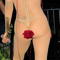 Lady Gaga : rose aux fesses, visière sur la tête... ses looks WTF pour son anniv