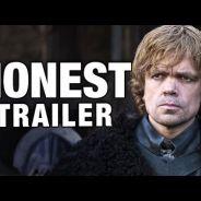 [NEWS] Game of Thrones : voici la vidéo la plus honnête sur la série événement