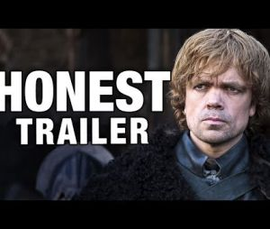 Honest trailer game of thrones