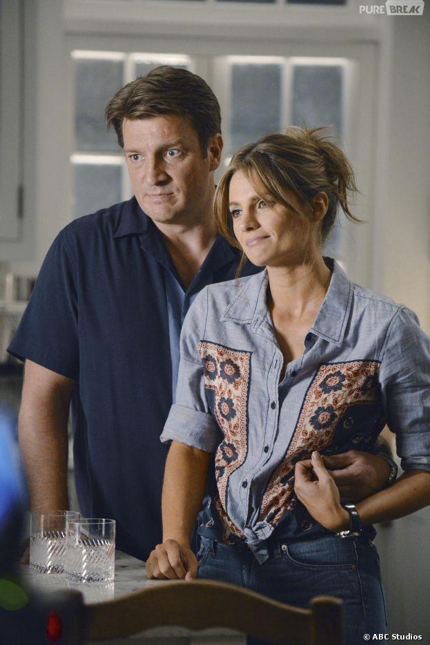 Castle saison 6 : bientôt la fin pour Rick et Kate ?