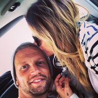 "Anaïs Camizuli et Benjamin (Les Anges 6) en mode ""bisou"" sur Instagram"
