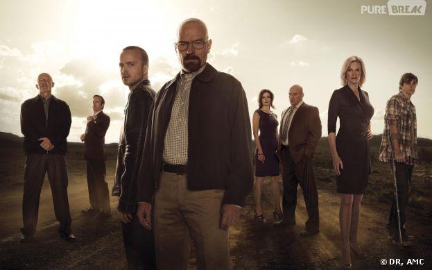 Breaking Bad : 2 jours et 14 heures pour regarder toute la série