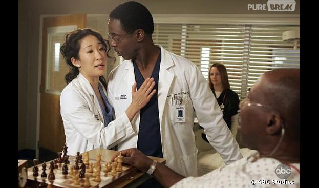 Grey's Anatomy saison 10 : Isaiah Washington (Burke) insulte des fans sur Twitter