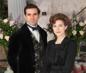 Grégory Fitoussi au casting de la série britannique Mr Selfridge