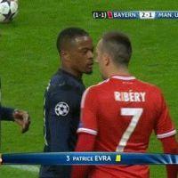 Franck Ribéry vs Patrick Evra, l'accrochage : danger ou fausse polémique ?