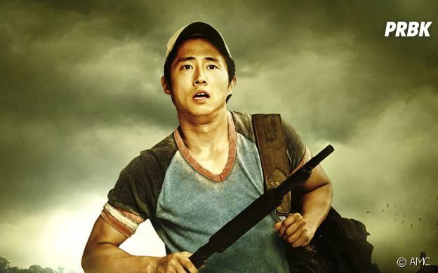 Glenn dans Walking Dead