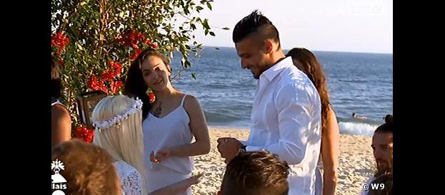 Les Marseillais à Rio  Julien se fiance avec Jessica