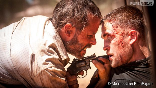 Festival de Cannes 2014 : The Rover avec Robert Pattinson et Guy Pearce en séance de minuit
