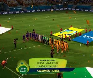 Coupe du Monde de la FIFA - Brésil 2014 est disponible sur Xbox 360 et PS3