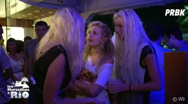 Les Anges 6 : confrontation entre Charlotte et Adixia