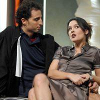 Arié Elmaleh et Virginie Ledoyen, parents d'une petite fille