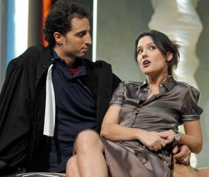Arié Elmaleh : sa compagne Virginie Ledoyen a accouché d'un 3e enfant début avril 2014