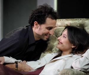 Arié Elmaleh et Virginie Ledoyen : parents d'une petite fille depuis début avril 2014