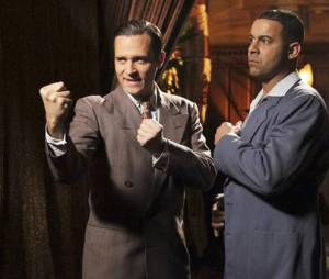 Castle saison 6 : Ryan et Esposito au centre d'une compétition
