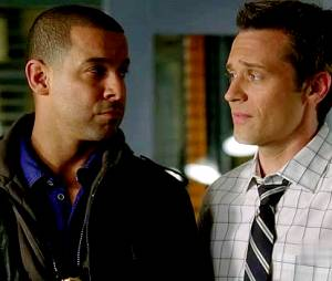 Castle saison 6 : Ryan et Esposito, qui sera le témoin ?
