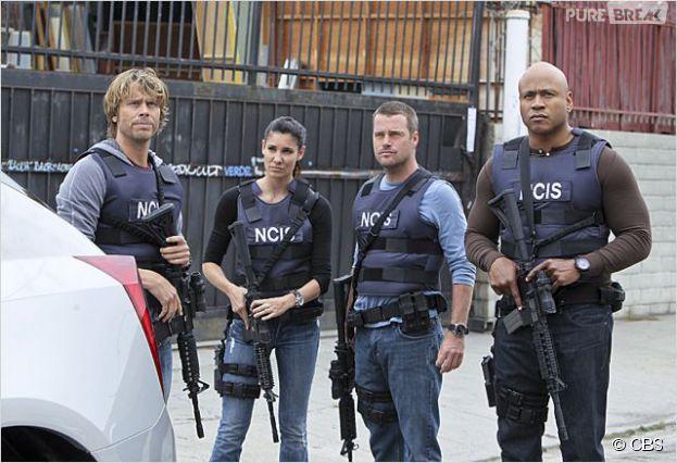 NCIS Los Angeles saison 5 : la série de retour sur M6