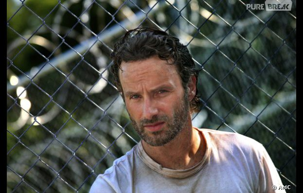 Walking Dead : Rick va souffrir