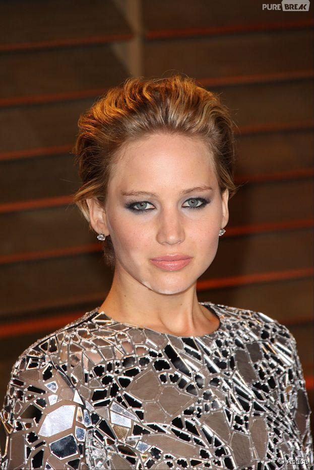 Jennifer Lawrence raconte sa folle soirée des Oscars 2014