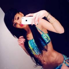 "Niia Hall : selfie sexy en maillot de bain pour la ""mini Nabilla"""