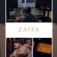 Zayra : dans les coulisses du premier single de la finaliste de la Star Ac'