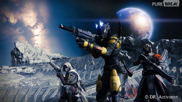 Destiny sur Xbox One et PS4 sort le 9 septembre 2014