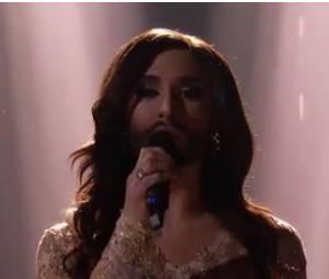 Eurovision 2014 : Conchita Wurst sur Rise Like a Phoenix