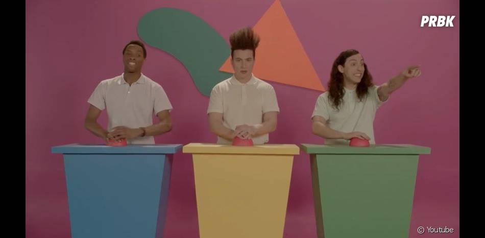 Twin Twin : Moustache, le clip du titre qui représentera la France à l'Eurovision 2014