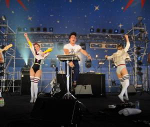 Twin Twin : le trio finit dernier de l'Eurovision 2014
