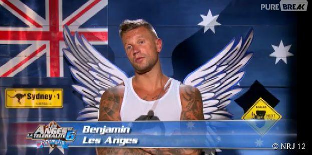 Les Anges 6 : Benjamin s'en prend aux haters sur Twitter