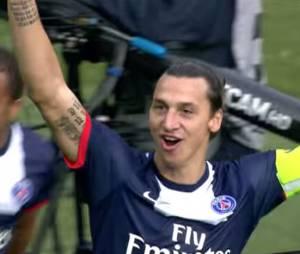 Le but de l'année par Zlatan Ibrahimovic
