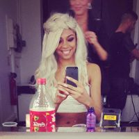 Ginie (Secret Story 6) blonde sexy sur Instagram... pour copier Alizée ?