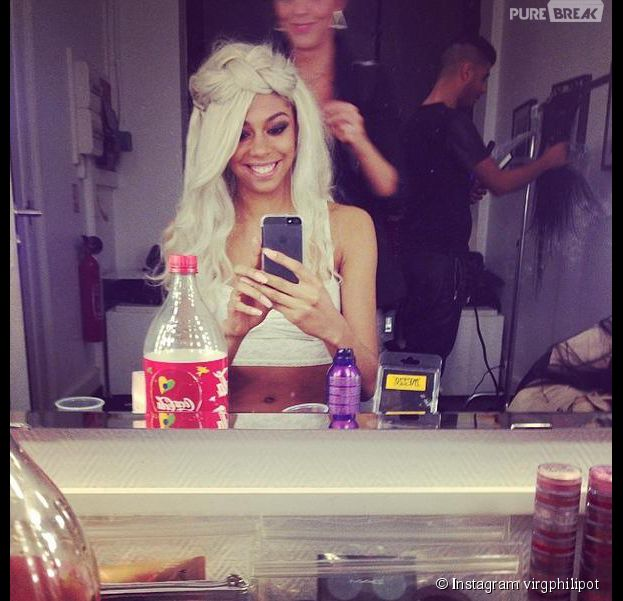 Secret Story 6 : Ginie en mode blonde sur Instagram