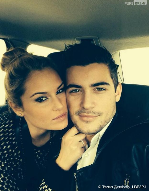 Marine Boudou et Anthony (Les Princes de l'amour 2) : rupture du couple