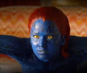 X-Men Days of Future Past : Mystique en image