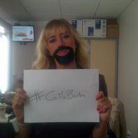 Enora Malagré, femme à barbe comme Conchita pour lutter contre l'homophobie