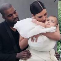 Kim Kardashian et Kanye West : North à l'origine de leur mariage à Florence ?
