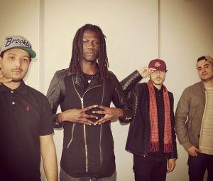 """L'Entourage : 2Zer, Doums, Framal et Deen Burbigo en interview pour la sortie de l'album """"Jeunes Entrepreneurs"""""""